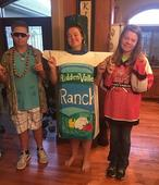 Teen Takes Her South Dakota High School's 'Ranch Day' To The Next Level