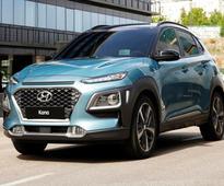 Hyundai unveils New compact SUV Kona