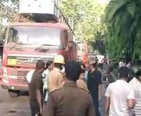 Two killed in fire at Kolkata's Golden Parkk Hotel