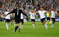Germany defeat Italy 6-5 in a penalty shootout
