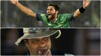Discord between Shahid Afridi, coach Waqar Younis clouds Pakistan's World T20 campaign