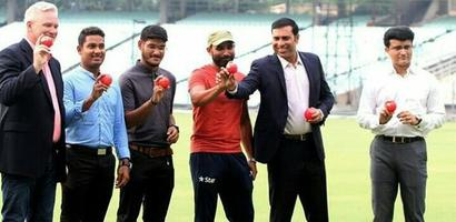 Shami, Saha to play in India's first 'Pink ball' test match