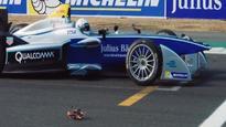Formula E hits 'America's Monaco'