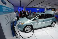 Ford Is Working on an Electric Car to Compete With Tesla