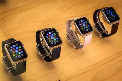 Now, your arm can turn into smartwatch touchpad!