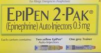 EpiPen Injection Alternative Adrenaclick Recently Launched By CVS