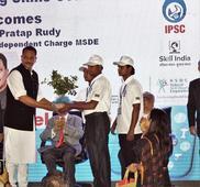 Govt. focusing towards making world class plumbers: Rajiv Pratap Rudy