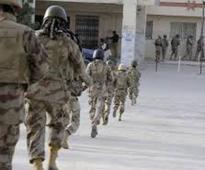 FC arrests 35 suspected terrorists in Quetta