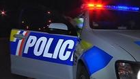 Near miss, parked cars damaged in Havelock North