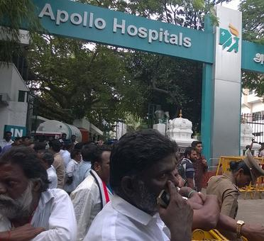 Jaya remains critical; hospital rejects reports of her death