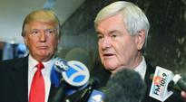 Newt Gingrich Believes Donald Trump Is At Least As Reliable As Andrew Jackson