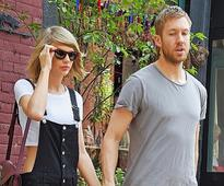 Calvin Harris is still bitter about split with Taylor Swift; takes to twitter to rant about it