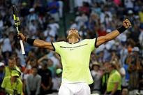 Rafael Nadal wins in 1000th match