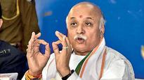 Modi govt neither fulfilled its promises on Hindutva nor on development: Pravin Togadia