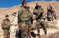 Western Army Commander takes stock of field formations deployed along China border