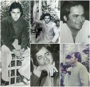 Rare & unseen photos of late actor Farooq Sheikh