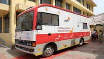 Now, get healthcare on wheels
