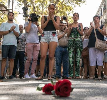 3 terror attacks in 3 months: Australian recounts the horror