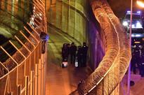 Hundreds of migrants try to storm border into Spain's enclave of Ceuta