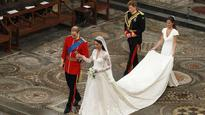 Meghan Markle and Prince Harry's wedding: a look back at more than seven decades of royal wedding dresses