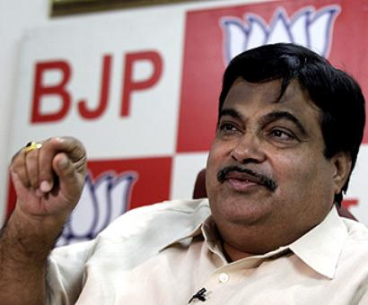 Do not aspire to be PM, I am a content man: Gadkari