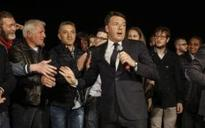 Italy's Matteo Renzi regains party leadership with big primary win