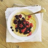 Creamy Millet Porridge recipe