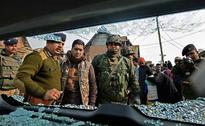 Suspected Terrorists Make Failed Attempt To Target CRPF Bunker