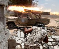 A photographers challenge: Libyan forces battle for Islamic State stronghold