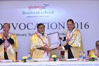 Globsyn Business School holds its 12th Annual Convocation
