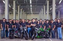 Kawasaki India motorcycle deliveries delayed post split from Bajaj