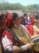 Bhura Munja's wife, four others booked under Arms Act