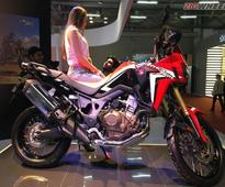 2016 Auto Expo: Honda Africa Twin to be locally assembled and launched in India by late 2016
