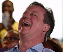 David Cameron has been the voted the greatest prime minister since Margaret Thatcher