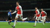 19:41Mesut Ozil inspires Arsenal to easy win over Bournemouth
