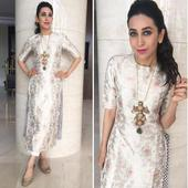 Kareena Kapoor is killing it with her style these days but sister Karisma is not far behind