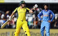 Live: Finch's ton drives Australia to 293/6 in 3rd ODI