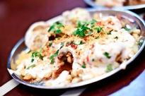 Food obsession: dahi puri