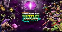 Ludia Teams up with Nickelodeon to Launch an Out-of-This-Dimension Experience with Teenage Mutant Ninja Turtles: Legends on iOS