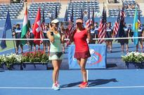 The Lethal Combo ' Sania and Martina