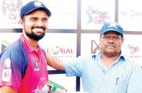 T20 cricket tourney: Shivaji Park ride on Bhushan Shinde's ton
