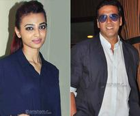 Radhika Apte gets second time lucky with Akshay Kumar
