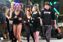 Brooklyn Beckham and Chloe Moretz continue their love parade with a date at Disney California Adventure