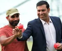 Mohammed Shami, Wriddhiman Saha doing a great job for ...