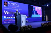 Manipal University welcomes students to dawn of new learning culture