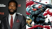 'Get Down' star lands the role of Black Manta in 'Aquaman' movie