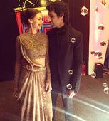 Check out: Kalki Koechlin and Jim Sarbh can't take their eyes off each other
