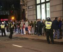 Multiple fatalities in van and knife 'terrorist incidents' at London Bridge, Borough Market