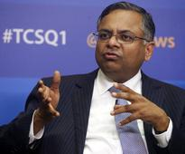 Tata Consultancy Services' Natarajan Chandrasekaran takes the long view