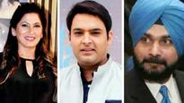 Oh No! Kapil Sharma upsets Navjot Singh Sidhu by getting Archana Puran Singh to fill in for him